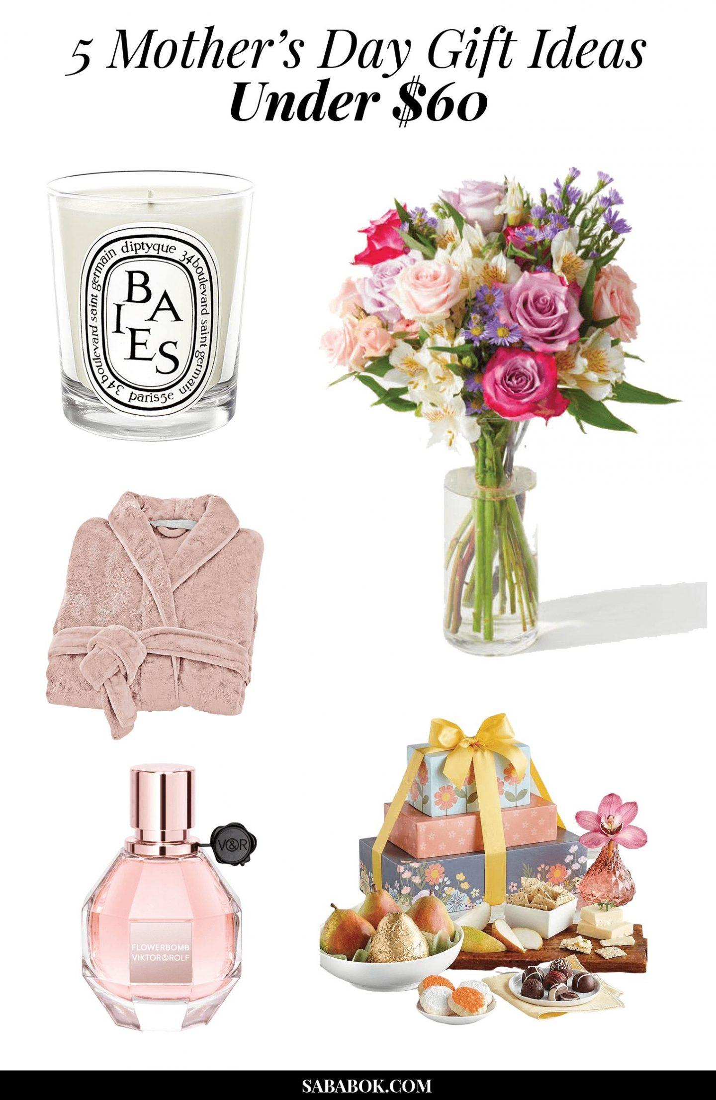mother's day gift ideas, 5 Mother's Day Gift Ideas Under $60